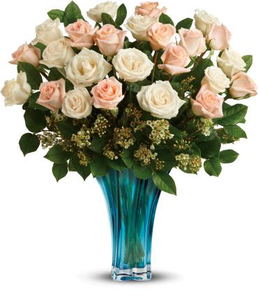 Ocean Of Roses Bouquet