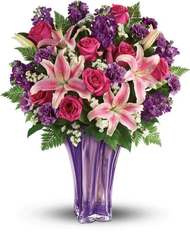 Luxurious Lavender Bouquet