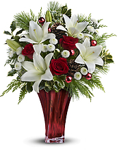 Wondrous Winter Bouquet