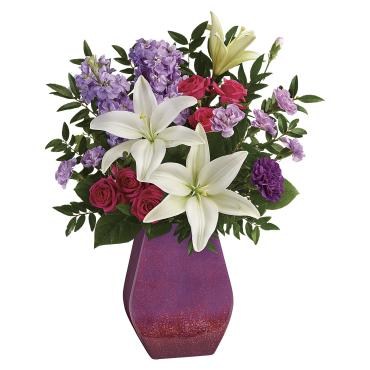 Regal Blossoms Bouquet